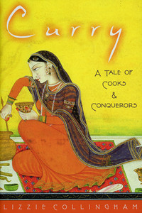 "Cover of ""Curry"" by Lizzie Collingham"