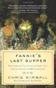 Cover for Fannie's Last Supper