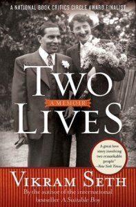 "Cover for ""Two Lives"""