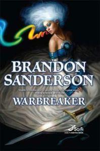 Warbreaker cover.