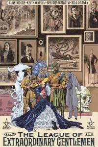 The League of Extraordinary Gentlemen cover