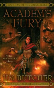 Academ's Fury cover
