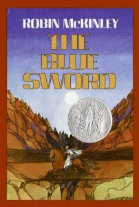 The Blue Sword cover