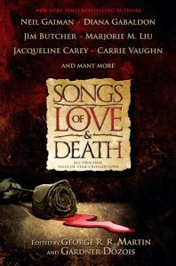 Songs of Love and Death cover